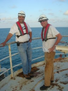 Jeff Dey and Joe Weatherby of Reefmakers
